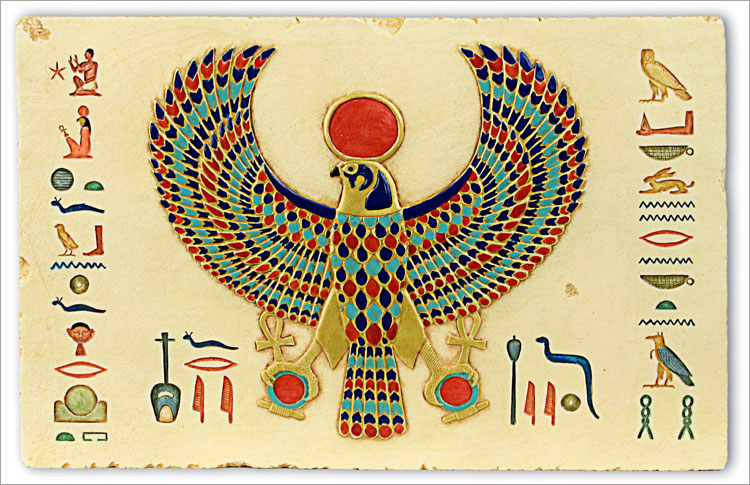 Horus Falcon Relief, Egyptian reliefs, egyptian art, reliefs, egyptian.