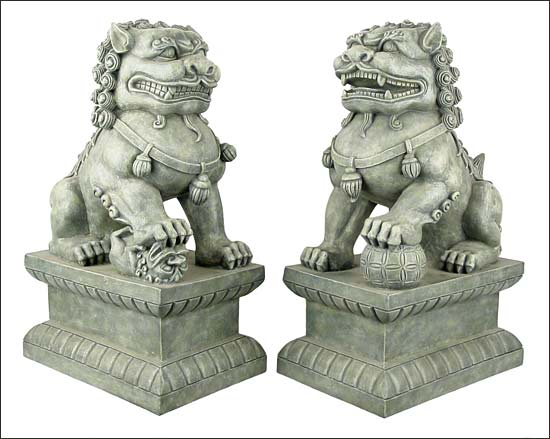 Foo Dogs, Guardian Lions, Chinese Guardian Lions